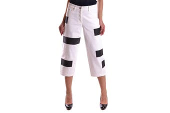 Kenzo Women's Trousers In White