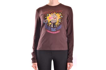 Frankie Morello Women's T-Shirt In Brown