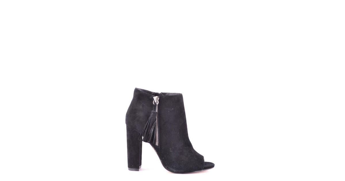 Seguir visitar pase a ver  Steve Madden Women's Peep Toes Shoes In Black - Kogan.com