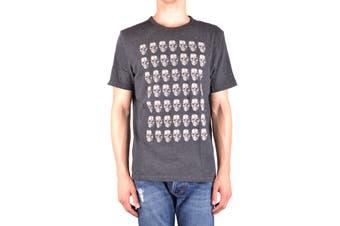 John Varvatos Star Usa Men's T-Shirt In Grey