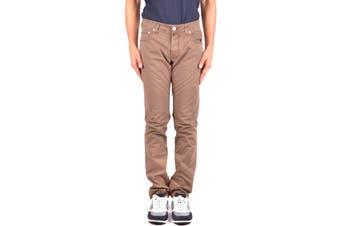 Jacob Cohen Men's Trousers In Brown