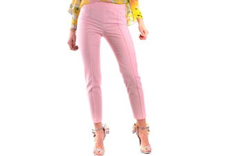 Moschino Women's Trousers In Pink
