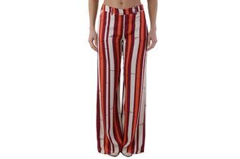 Cristina Gavioli Women's Trousers In Red