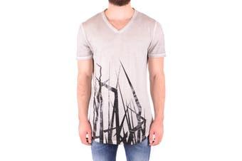 Tom Rebl Men's T-Shirt In Grey