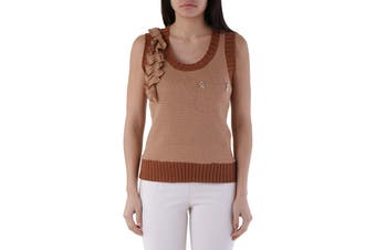Olivia Hops Women's Top In Brown