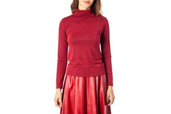 Ak Women's Knitwear In Bordeaux