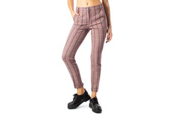 Emme Marella Women's Trousers In Bordeaux