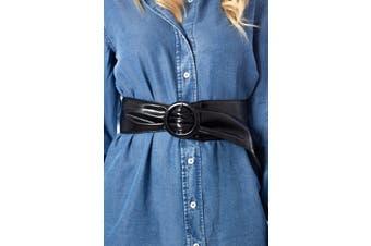Only Women's Belt In Black