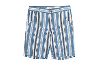 Il Gufo  Shorts In Multicolor