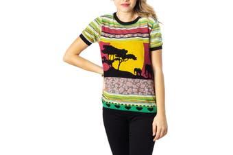 Desigual  T-Shirt In Multicolor