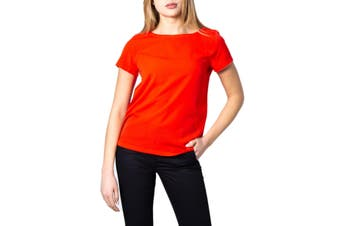 Emme Marella Women's T-Shirt In Coral