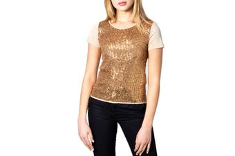 Emme Marella Women's T-Shirt In Gold