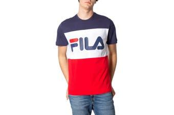 Fila Men's T-Shirt In Multicolor