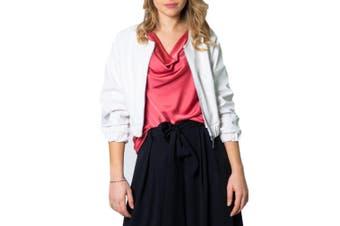 Ak Women's Blazer In White