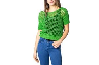 Ak Women's Knitwear In Green