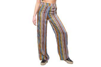 Ak Women's Trousers In Multicolor