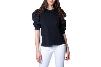Ak Women's T-Shirt In Black