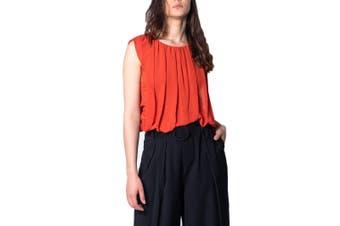 Ak Women's Top In Orange