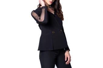 Ak Women's Blazer In Black