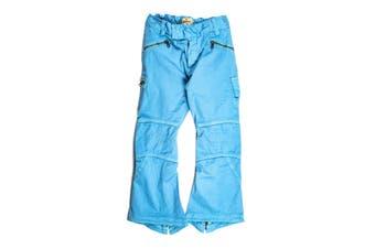 Mason`S  Trousers In Light Blue