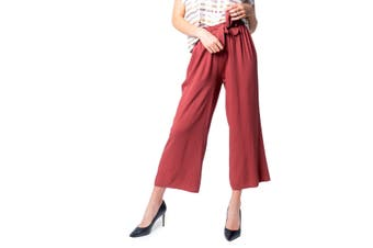 One.0 Women's Trousers In Pink