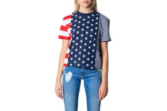 Tommy Hilfiger Women's T-Shirt In Multicolor