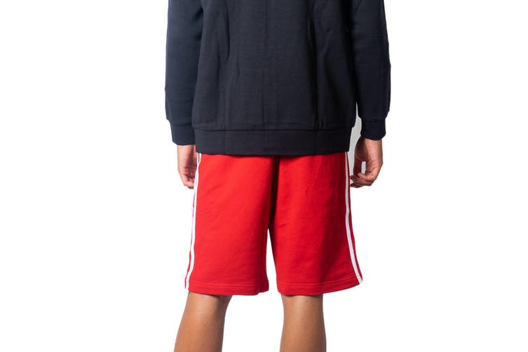 Adidas Men's Shorts In Red