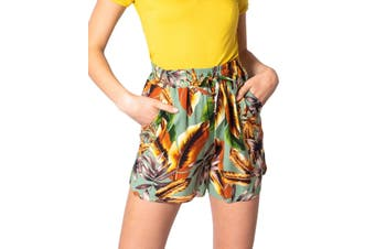 One.0 Women's Shorts In Multicolor