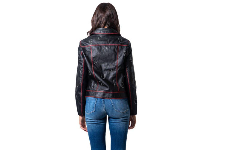 Desigual Women's Blazer In Black