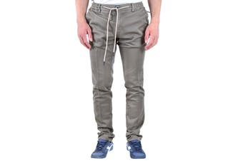 Masons Men's Trousers In Brown