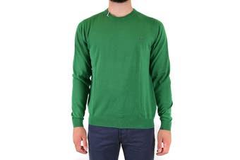 Sun68 Men's Knitwear In Green