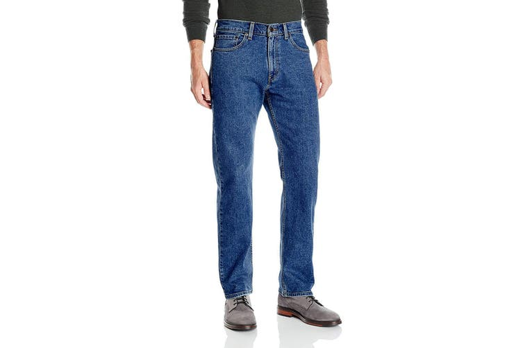 Levi's Jeans Signature Gold by Levi Strauss NEW Blue Mens 50x30 Classic