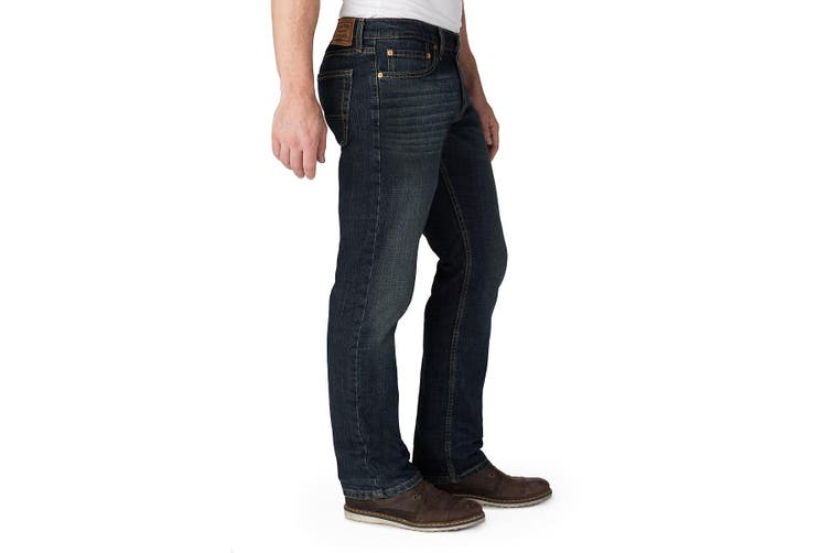 Signature By Levi Strauss & Co. Gold Label Men Jeans Blue 34x30 Straight