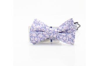 Ryan Seacrest Distinction Men's Bow Tie Palisades Floral Pre-Tied