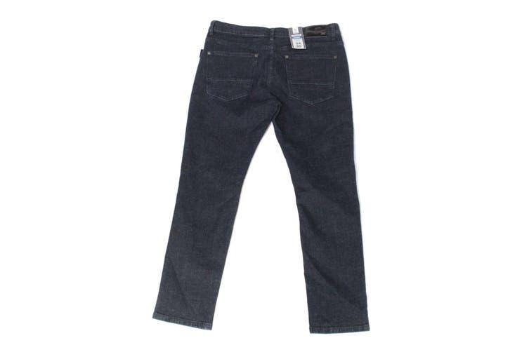INC Mens Jeans Blue Size 34X32 Stockholm Skinny-Fit Studded Stretch