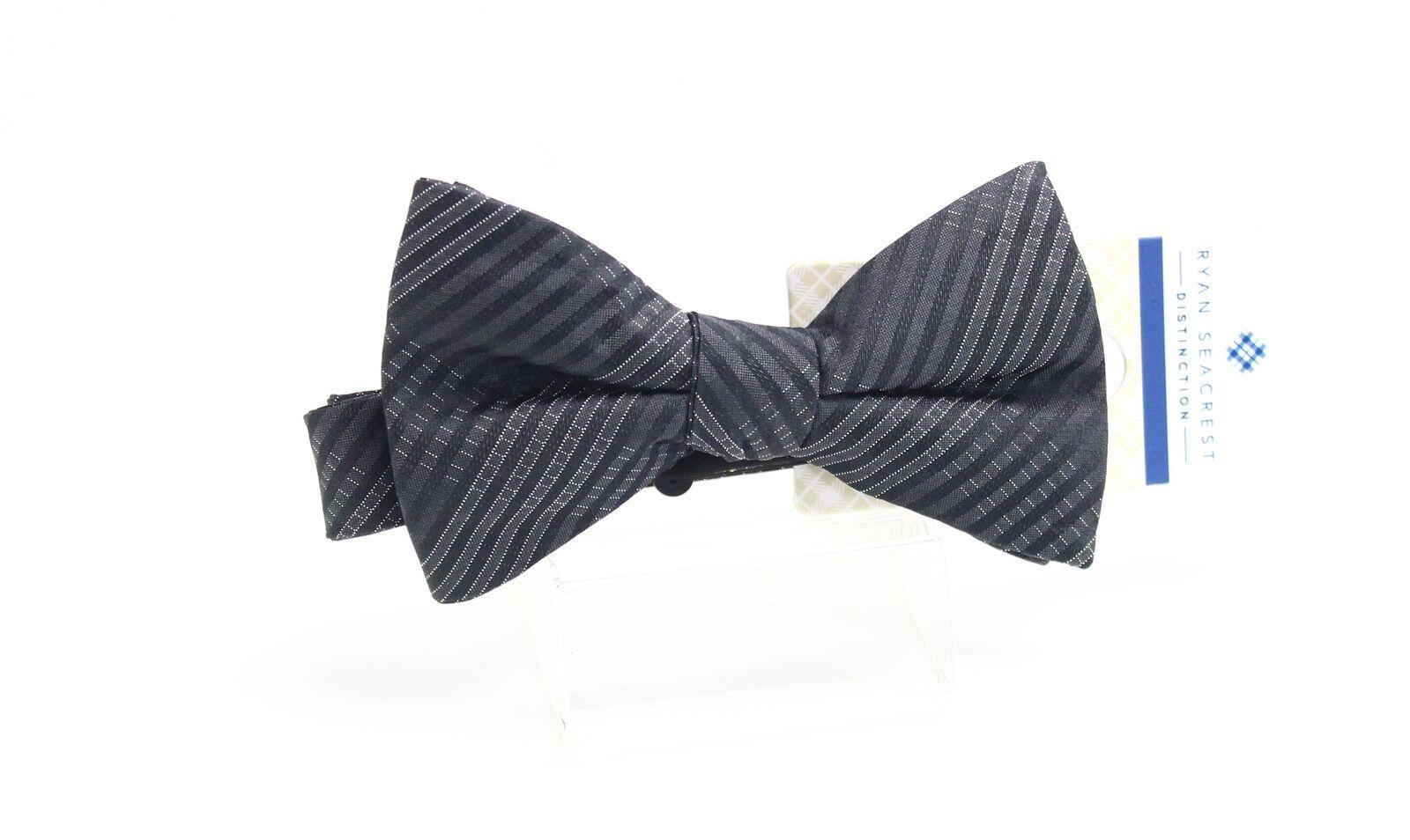 Ryan Seacrest Distinction Mens Pre-Tied Bow Tie