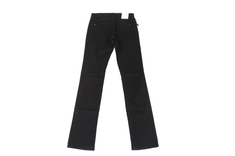 James Jeans Women's Jeans Black Size 29X34 Stretch High-Rise Skinny