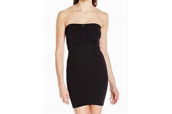 Annette Women's Black Size Small S Firm Control Strapless Slip Shapers