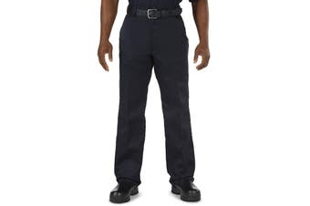 5.11 Tactical Mens Pants Navy Blue Size 28X30 Flat Relaxed Fit Work