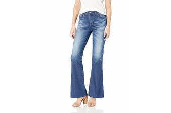 AG Adriano Goldschmied Women's Jeans Blue Size 31X32 Flare Stretch