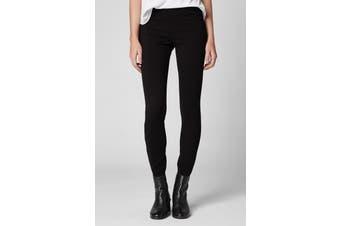BLANKNYC Women's Black Size 30 Pull On Ponte Caviar Pants Stretch