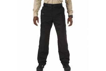 5.11 Mens Pants Black 30X34 Comfort Waist Relaxed Cargo Work Stretch