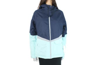 Arctix Women's Jacket Blue Size Large L Windbreaker Colorblocked