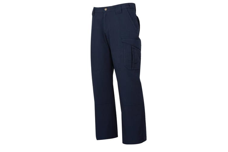 Tru-Spec Women's Pants Navy Blue Size 16X33 Unhemmed Cargo Stretch