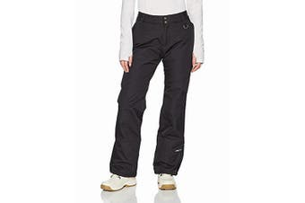 Arctix Women's Pants Black Size Large L Double Button Lined Ski Stretch