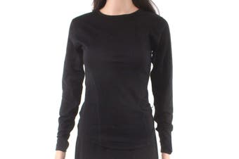 Duofold by Champion Women's Activewear  Black Size Small S Double Layer