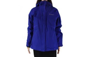 Columbia Women's Blue Size Small S Blazing Star Interchange Jacket