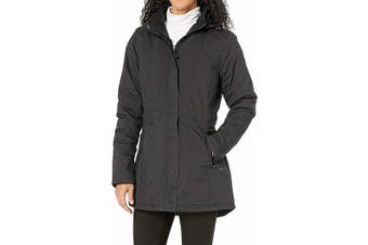 Charles River Women's Jacket Black Size Large L Wind & Water Resistant