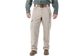 5.11 Tactical Mens Pants Beige Size 30X32 Cargo Work Superior Fit