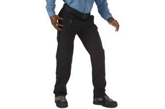 5.11 Tactical Women's Pants Black Size 36X32 Taclite Cargo Stretch